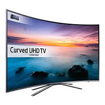 Телевизор Samsung UE55KU6502 (PQI 1600Гц, Ultra HD 4K, Smart, Wi-Fi,  DVB-T2, изогнутый экран) , фото 2