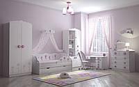 """Коллекция детской мебели """"Цветочная поляна"""""""