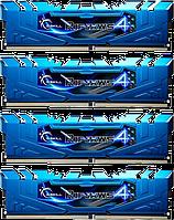 Оперативная память G.Skill 16 GB (4x4GB) DDR4 2133 MHz (F4-2133C15Q-16GRB)