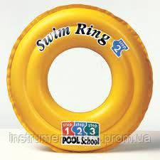 """Надувной круг INTEX 58231 """"Swim Ring"""" (51 см)"""