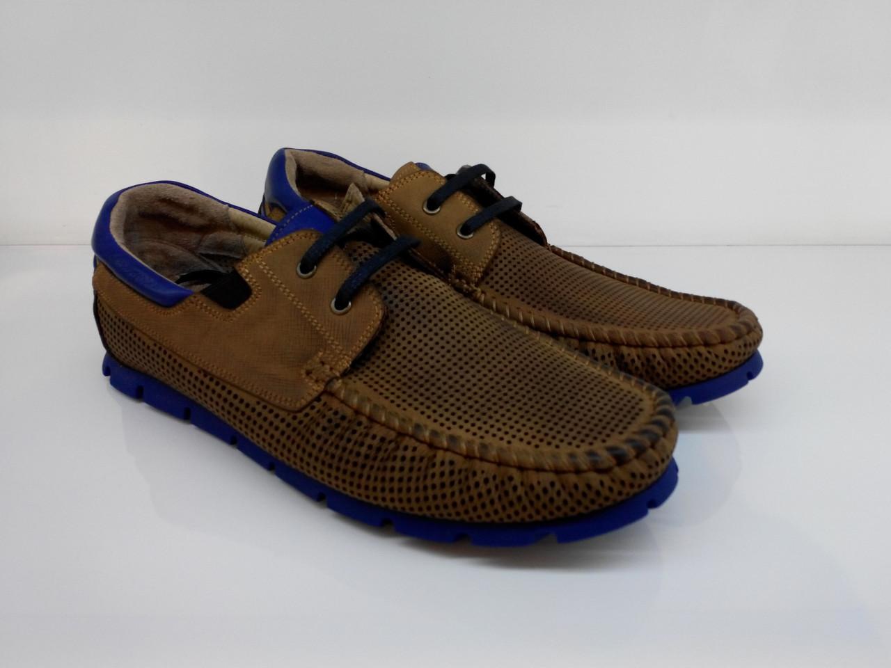 Мокасины Etor 13651-16654-630 коричневый