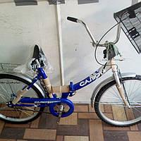 Велосипед Салют на складной раме 24