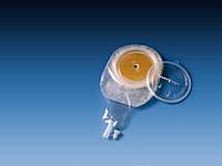 Калоприемник Coloplast 12802 послеоперационный N6 Alterna мешок открытый прозрачный вырез 10-100мм