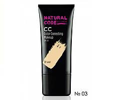 Крем тонирующий Lumene Natural Code CC MakeUp