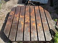 Стол Т-пазами 1250х1250 mm., фото 1