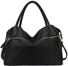2cef031e87f5 Красивая женская сумка из нейлона Traum 7214-10, черный