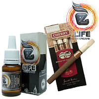 Жидкость для электронных сигарет eLife Вишнёвая сигара 30 мл, 6 мг/мл