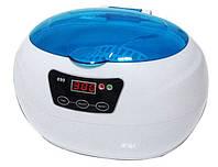 Стерилизатор ультразвуковой Ultrasound Cleaner VGT - 880, цвет синий