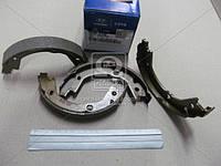 Колодки ручника (Производство Mobis) 583502EA00
