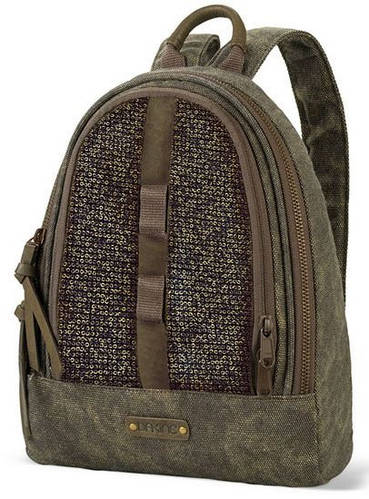 Шикарный рюкзак для модницы цвета хаки Dakine COSMO 6.5L olivette 610934829426