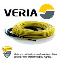 Нагревательный кабель - Теплый пол Veria Flexicable 20 10м