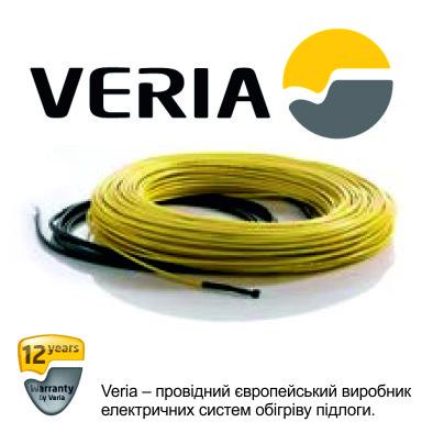 Нагревательный кабель - Теплый пол Veria Flexicable 20 70м