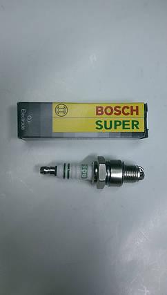 Свічка Bosch 3-х контактна автомобільна, фото 2