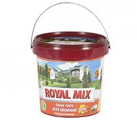 Для хвойных (осень) — GRANE FORTE, ROYAL MIX, 1 кг ведро