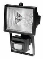 Прожектор Magnum LHF 500S черный с датчиком движения 10042353