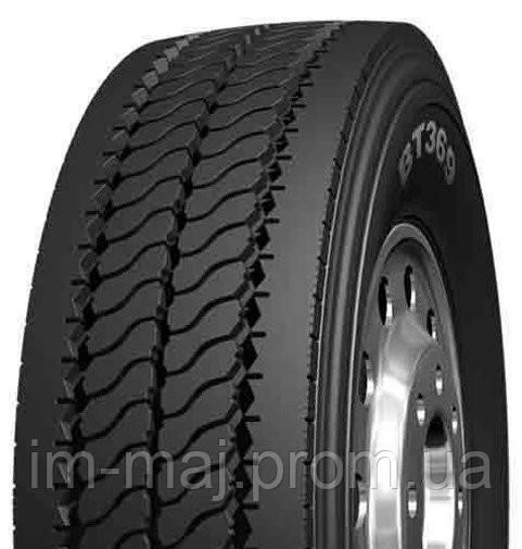 Грузовые шины на рулевую ось 295/80 R22,5 Boto BT369
