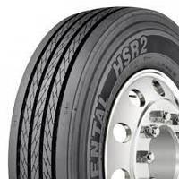 Грузовые шины на рулевую ось 295/80 R22,5 Continental HSR2