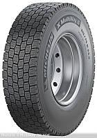 Грузовые шины на ведущую ось 315/70 R22,5 Michelin X Multiway 3D XDE