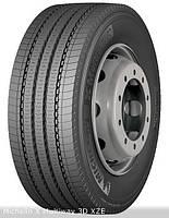 Грузовые шины на рулевую ось 315/70 R22,5 Michelin X Multiway 3D XZE