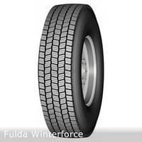 Грузовые шины на ведущую ось 295/80 R22,5 Fulda Winterforce