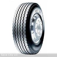 Грузовые шины универсального применения 295/80 R22,5 Sava City U3