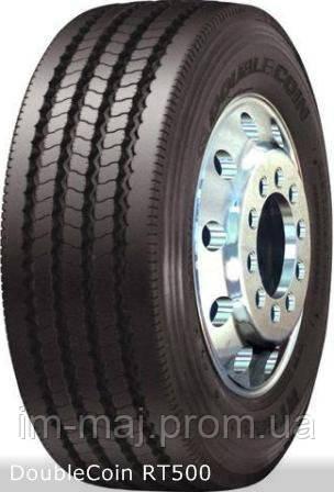 Грузовые шины на рулевую ось 235/75 R17,5 DoubleCoin RT500