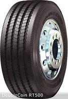 Грузовые шины на рулевую ось 215/75 R17,5 DoubleCoin RT500