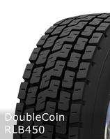 Грузовые шины на ведущую ось 315/80 R22,5 DoubleCoin RLB450