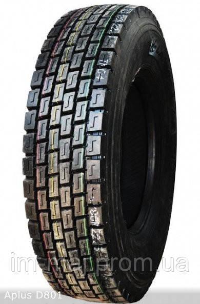 Грузовые шины на ведущую ось 295/80 R22,5 Aplus D801