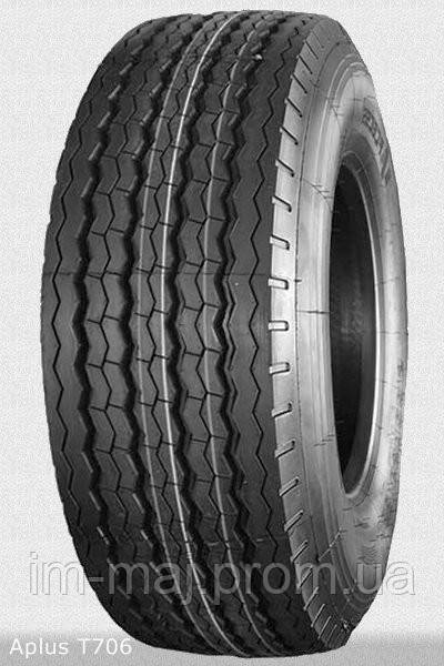 Грузовые шины на прицепную ось 385/65 R22,5 Aplus T706