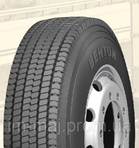 Грузовые шины на рулевую ось 315/80 R22,5 Benton BT553