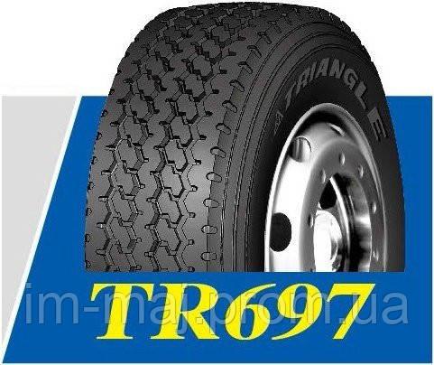 Грузовые шины на прицепную ось 385/65 R22,5 Triangle TR697