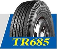 Грузовые шины на рулевую ось 225/70 R19,5 Triangle TR685