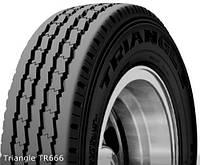 Грузовые шины на рулевую ось 10  -  20 Triangle TR666