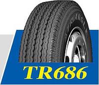 Грузовые шины на рулевую ось 11  -  22,5 Triangle TR686
