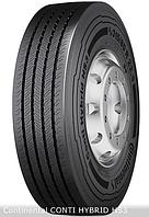 Грузовые шины на рулевую ось 315/80 R22,5 Continental CONTI HYBRID HS3