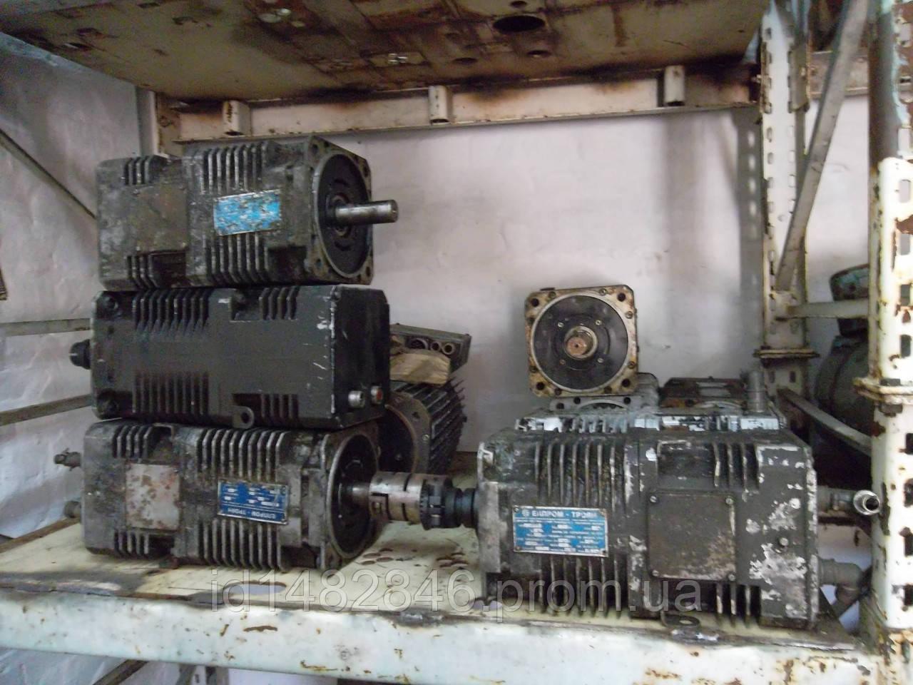 Электродвигателя постоянного тока станочные в ассортименте