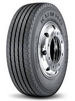 Грузовые шины на рулевую ось 305/70 R19,5 Kumho KRS03