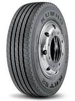 Грузовые шины на прицепную ось 285/70 R19,5 Kumho KRT02