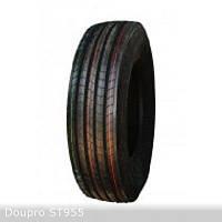 Грузовые шины на рулевую ось 13  -  22,5 Doupro ST955