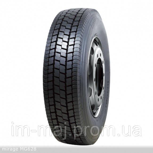 Грузовые шины на ведущую ось 215/75 R17,5 mirage MG628