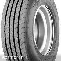 Грузовые шины на прицепную ось 245/70 R17,5 Kormoran T