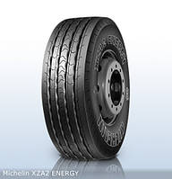 Грузовые шины на рулевую ось 295/60 R22,5 Michelin XZA2 ENERGY