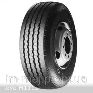 Грузовые шины на рулевую ось 315/80 R22,5 Toyo M111z