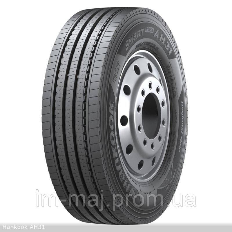 Грузовые шины на рулевую ось 315/70 R22,5 Hankook AH31