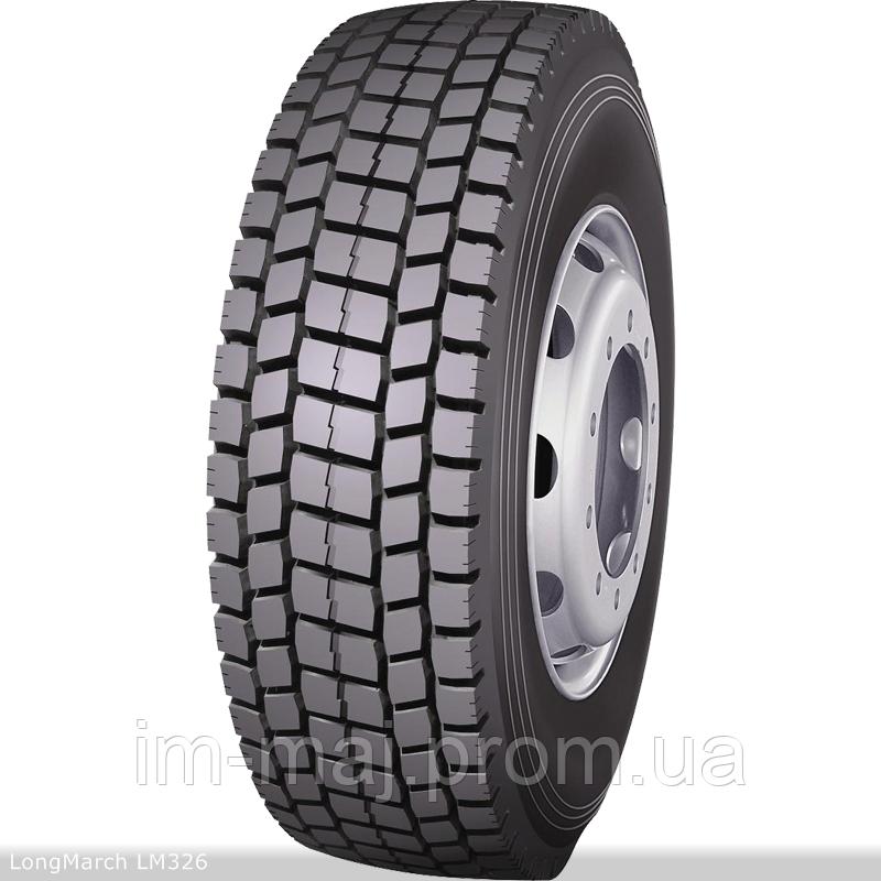 Грузовые шины на ведущую ось 275/70 R22,5 LongMarch LM326