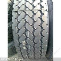 Грузовые шины на прицепную ось 385/65 R22,5 LongMarch LM526