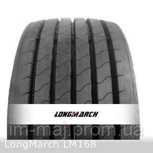 Грузовые шины на прицепную ось 435/50 R19,5 LongMarch LM168
