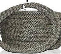 Шнур теплоизоляционный базальтовый БТШ, фото 1