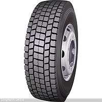 Грузовые шины на ведущую ось 315/80 R22,5 LongMarch LM326